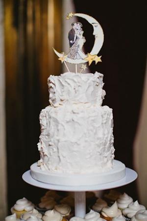 Aisle Say: DIY Cake Topper