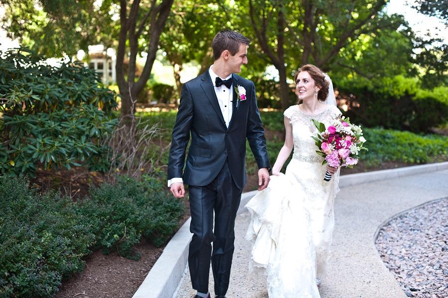 Ashley gordon wedding