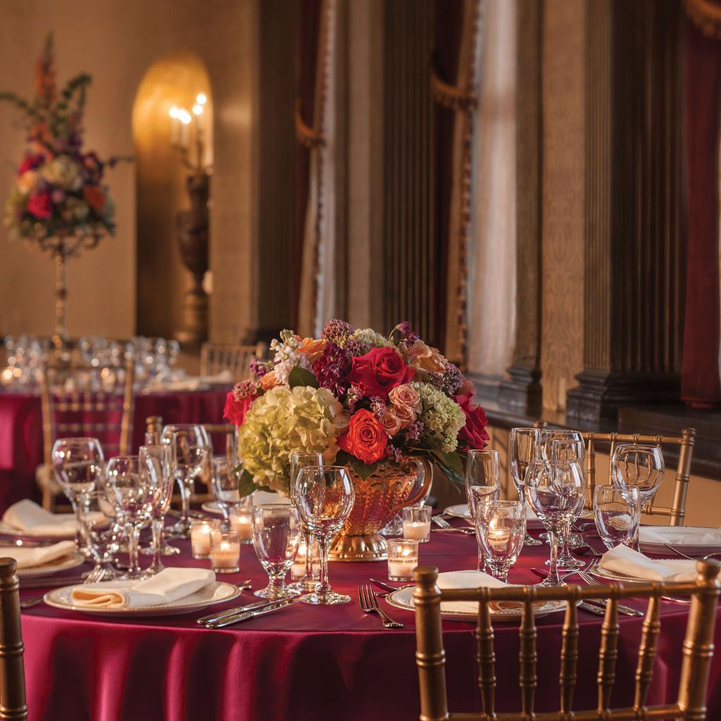Biltmore Wedding Cost: RI Wedding Venues With Beautiful Ballrooms