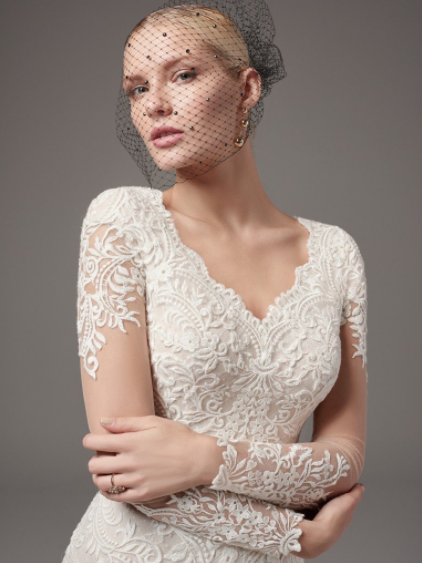 Melrose Lynette by Sottero and Midgley
