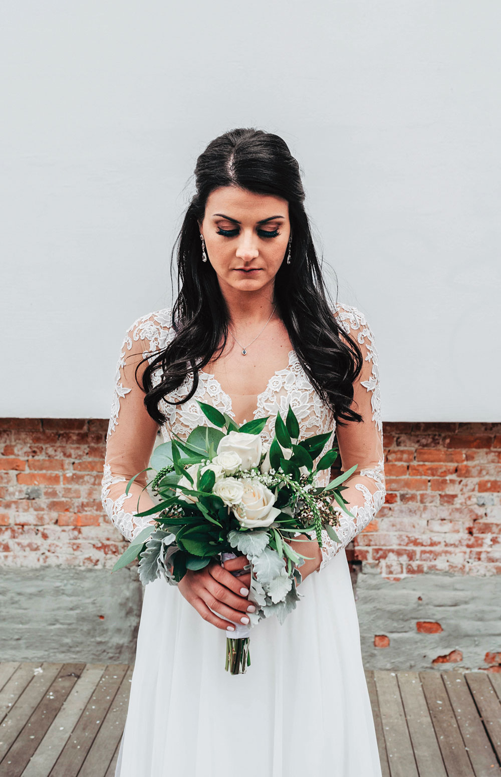 Bridal Beauty Inspiration with Gloss Hair and Makeup Studio